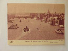 Le Port De Londres, Sur La Tamise - Other