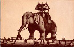 New Jersey Atlantic City Elephant Hotel Margate City - Atlantic City