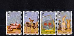 Swaziland - UMM, Handicrafts, 1995 - Swaziland (1968-...)