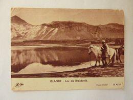 Islande - Lac De Breidavik - Other
