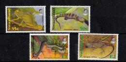 Swaziland - UMM, Reptiles, 1996 - Swaziland (1968-...)