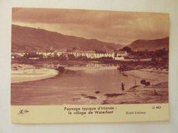 Paysage Typique D'Irlande : Le Village De Waterfoot - Other