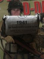 Pansement Allemand Ww2 1941 Militaria Original - 1939-45