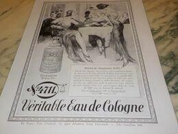 ANCIENNE PUBLICITE EAU DE COLOGNE 4711 SERAI JE TOUJOURS BELLE 1930 - Pubblicitari