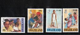 Swaziland - UMM, Unicef, 1996 - Swaziland (1968-...)