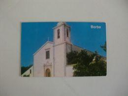 Borba Portugal Portuguese Pocket Calendar 1985 - Small : 1981-90