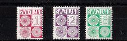 Swaziland - UMM, Postage Dues, 1977 - Swaziland (1968-...)