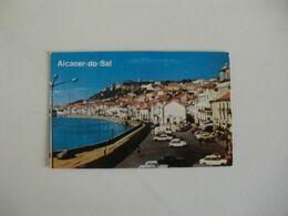 Alcácer Do Sal Portugal Portuguese Pocket Calendar 1985 - Small : 1981-90