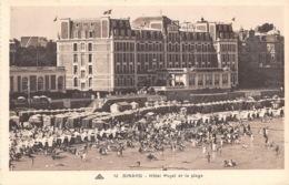 DINARD Hotel Royal Et La Plage 29(scan Recto-verso) MA1393 - Dinard