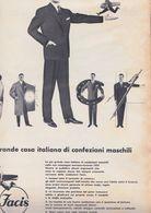 (pagine-pages)PUBBLICITA' FACIS  Tempo1957. - Libros, Revistas, Cómics