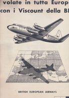 (pagine-pages)PUBBLICITA' BEA  Tempo1957. - Libros, Revistas, Cómics