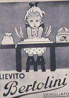 (pagine-pages)PUBBLICITA' BERTOLINI  Tempo1957. - Libros, Revistas, Cómics