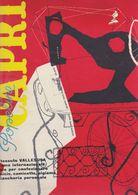 (pagine-pages)PUBBLICITA' CAPRI  Tempo1957. - Libros, Revistas, Cómics