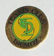 Pin's TENNIS CLUB DIEMOZ - Tennis