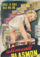 (pagine-pages)PUBBLICITA' PLASMON  Tempo1957. - Libros, Revistas, Cómics