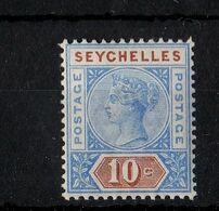 Seychelles - UMM, Queen Victoria, 1980 - Seychelles (...-1976)