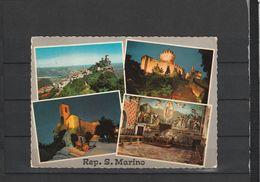 CPM MULTIVUES  St-MARIN - REF MS Rec - San Marino