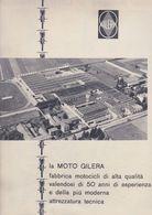 (pagine-pages)PUBBLICITA' GILERA  Tempo1957. - Libros, Revistas, Cómics