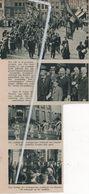 LIER.1937. GROTE HULDE AAN KUNSTSMID LODEWIJCK VAN BOECKEL - Vecchi Documenti