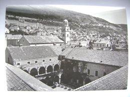 Yugoslavia / Croatia - Dubrovnik - Pogled Sa Zidina - View From The Walls - Ca 1960s Unused - Jugoslawien