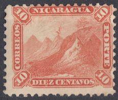 NICARAGUA - Yvert 6 MH, Come Da Immagine. - Nicaragua