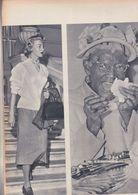 (pagine-pages)AVA GARDNER  Tempo1957. - Libros, Revistas, Cómics