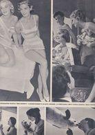 (pagine-pages)MISS EUROPA E MISS UNIVERSO  Tempo1957. - Libros, Revistas, Cómics
