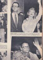 (pagine-pages)MARILYN MONROE  Tempo1957. - Libros, Revistas, Cómics
