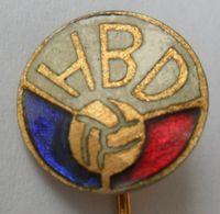 Handball Luxembourg Dudelange (Dideleng) HBD   PINS BADGES P4/5 - Pallamano