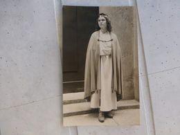 Allemagne Oberammergau, CP Photo Vers 1920, Foto-Haag ; Ref CP02 - Non Classés