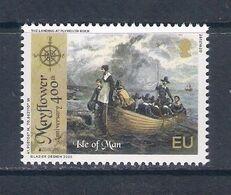 Isle Of Man [EUROPA 2020] Ancient Postal Routes - Single Stamp (MNH) - Europa-CEPT
