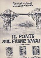 """(pagine-pages)"""" IL PONTE SUL FIUME KWAI """"  Tempo1957. - Libros, Revistas, Cómics"""