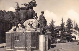 Cartolina - Varese, Monumento. - Varese