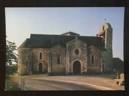 Chavignac (24) : L'église Romane - Francia