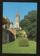Lalinde (24) : L'église Et Le Jardin Public - Francia