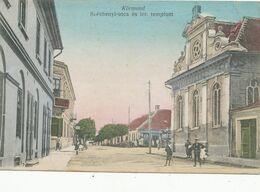 Körmend   -  Synagogue 1917 - Judaika