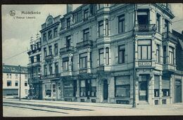 Middelkerke - L'Avenue Léopold - Hôtel De L'Espérance / Splendid Hotel - Edit. Librairie Internationale - 2 Scans - Middelkerke