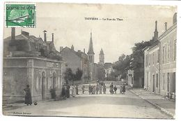 THIVIERS - La Rue Du Thon - Thiviers