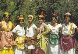 QG - Martinique - Coiffures Antillaises - Trachten