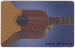 VENEZUELA B-750 Chip CanTV - Culture, Music Instrument - Used - Venezuela