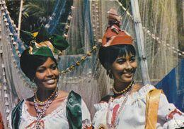 """QG - Martinique - Danseuses Du Groupe Folklorique """" Loulou Boislaville"""" - Tänze"""