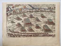De Slag Om Coevorden 1624 - Maps