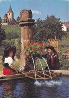 QG - Folklore Des Enfants - L'Alsace Terre De Traditions - Trachten & Folklore