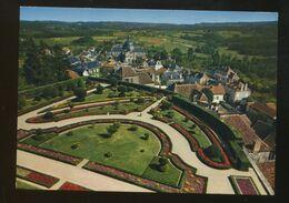 Hautefort (24) : Vu Du Ciel, Le Chateau - Francia