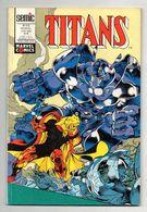 Comics Titans N°173Warlock - Les Vengeurs De La Côte Ouest - Excalibur De 1993 - Titans
