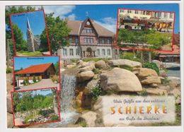 GERMANY - AK 383871 Schierke - Schierke