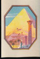 Bledine -- Les Pyramides - Cromo