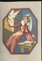 Bledine -- La Colombe De Marie Stuart - Cromo