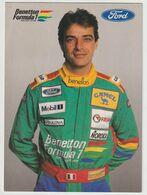 Alesandro Nannini    Benetton Fomula 1(D.8301 ) - Grand Prix / F1