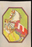 Bledine --  Bucephale , Cheval D'Alexandre Le Grand - Cromo